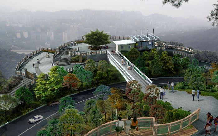 北京到重庆高铁元旦首发 重庆旅游风景大盘点