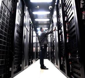 """打探大型數據中心:大數據""""住""""在哪裏?"""