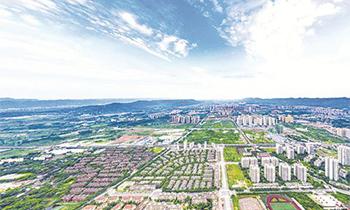 西部(重慶)科學城智博會上招商引資超千億元
